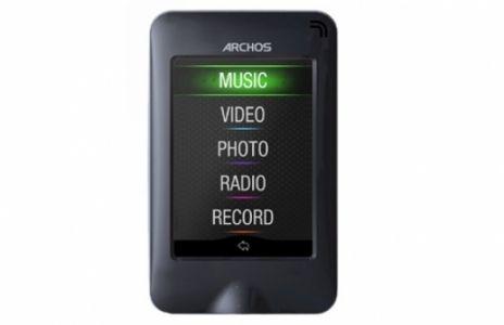 Baladeur MP3 Archos 28 Vision   MalinShopper.com