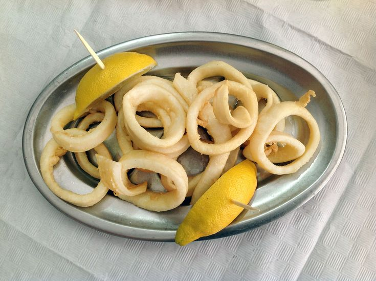 You're probably familiar with this famous Spanish tapa calamares a la romana, as fried calamari is on almost every menu today. But it's worth making your own!