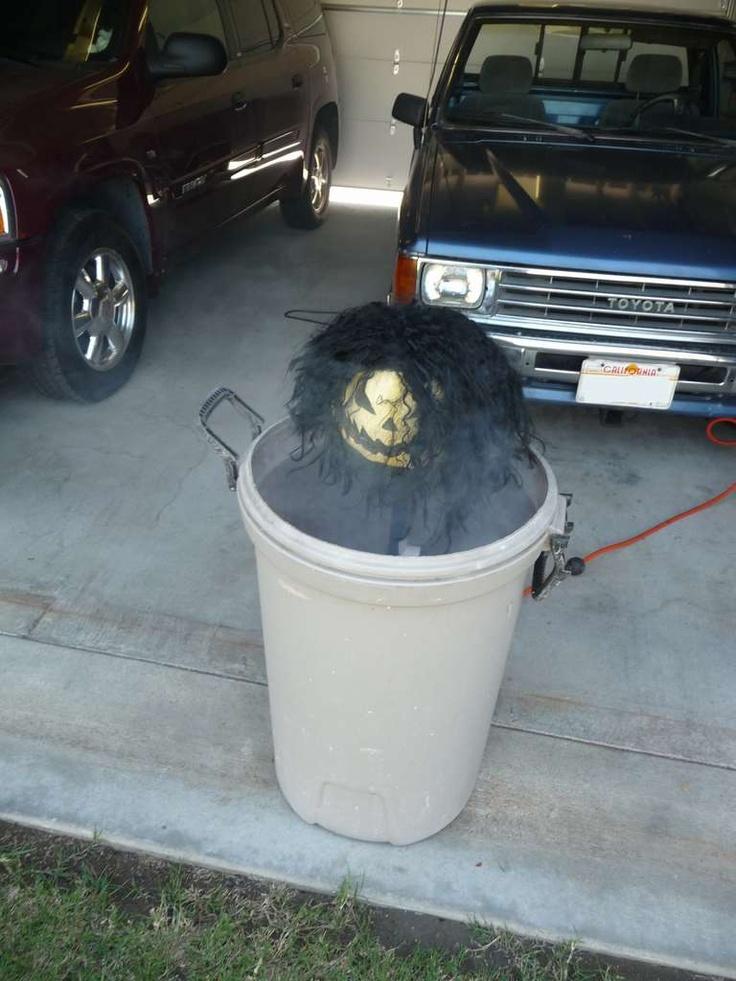 low cost halloween pop up character