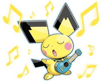Pichu | Archivo:Ukelele pichu.jpg - WikiDex, la enciclopedia Pokémon