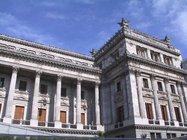 Palacio del Congreso    Hipólito Yrigoyen 1835, 1089 Ciudad De Buenos Aires, Argentina.