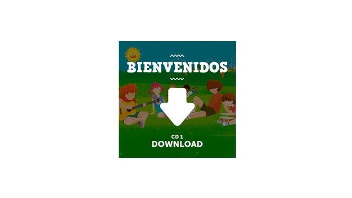 CD 2 ¿Cómo te llamas? contains 11 fun and catchy songs to teach Spanish to kids. You can listen to samples of the songs on the song section of the site