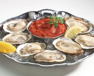 Your Guide To Oysters- My most favorite seafood in the whole wide world!