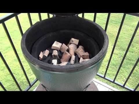 Tips and Tricks on the Big Green Egg - YouTube