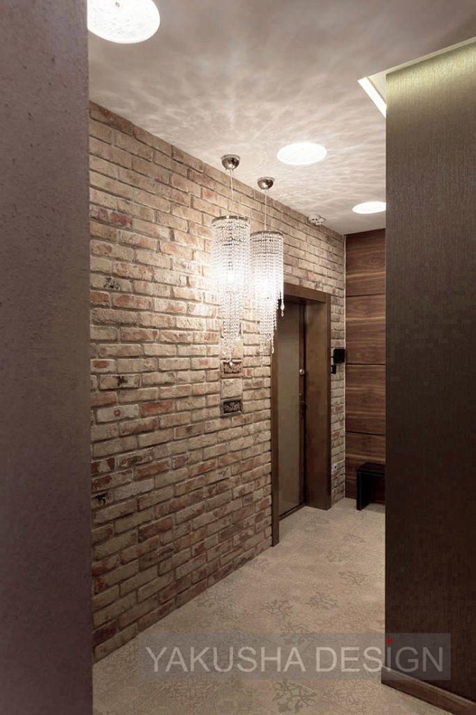 Corridor area. Design by Viktoria Yakusha and Yakusha Design. Apartment 220 sq.m., Dnipropetrovsk, completed