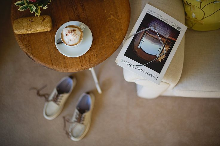 Kick off your shoes with a cappuccino and your favourite book in a Last Word elegant suite.