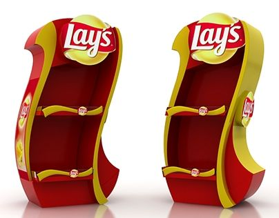 """Check out new work on my @Behance portfolio: """"Lays Small Gondola"""" http://be.net/gallery/34956025/Lays-Small-Gondola"""