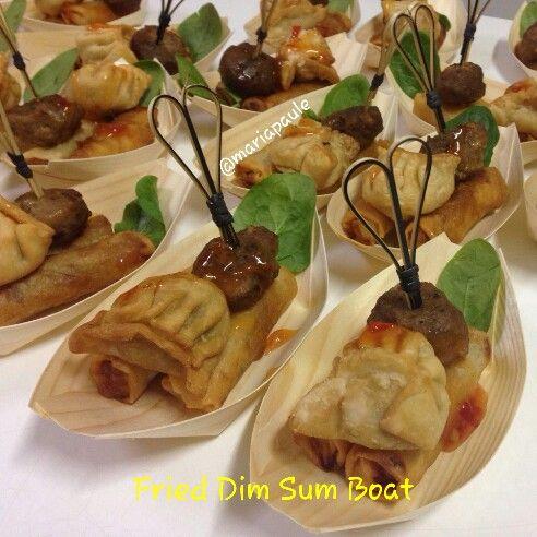 Dim Sum Boat