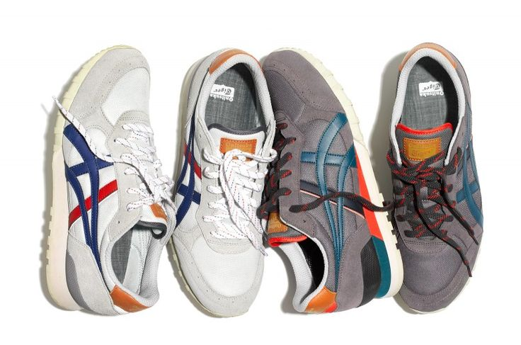 #jcrewkicks: Onitsuka Tiger Colorado Eighty-Five® - Read more at our blog.