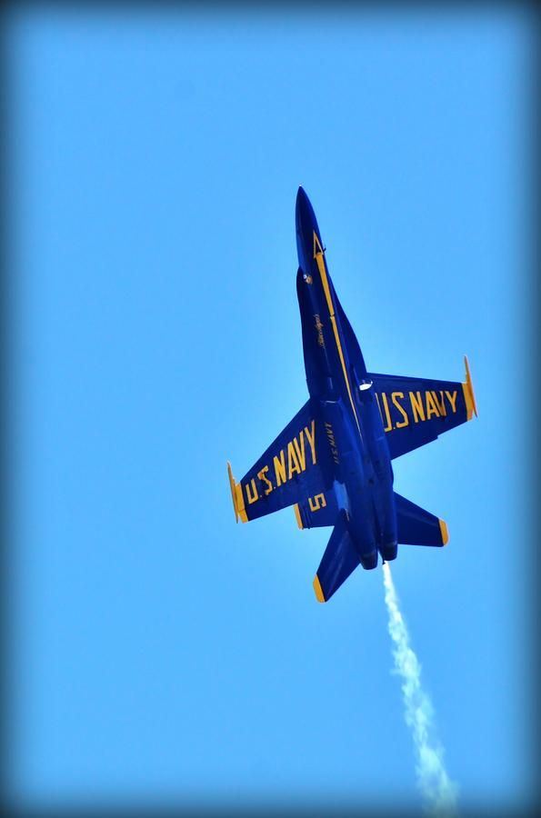 Navy Blue Angel, Baltimore Air Show