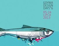GDYNIA DESIGN DAYS POSTER by Bang Bang Design Studio , via Behance