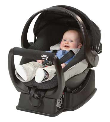 Safe n Sound Baby Safety Capsule - Grey Waffle. The Safe-n-Sound Baby Capsule allows for easy transfer of your baby to and from the car without waking them. Your child's safety is our number one priority.