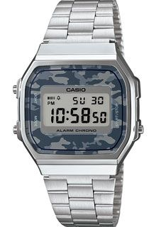 Часы Casio Illuminator A-168WEC-1E / A-168WEC-1ER