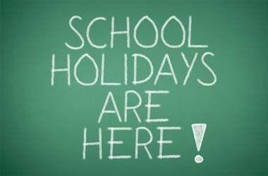 Surviving the school holidays