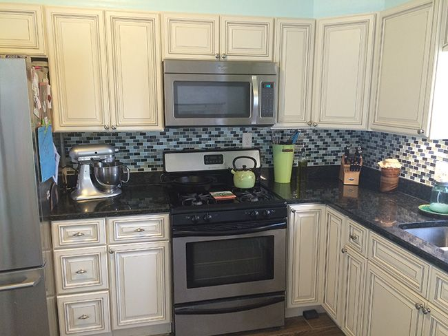 I 39 m happy with my purchase and i would recommend kitchen for Kitchen cabinets king