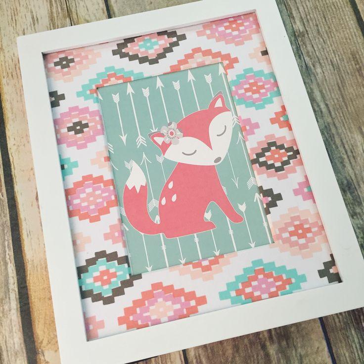 Best 25+ Woodland Nursery Girl Ideas On Pinterest