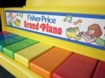 Fisher Price Grand Piano