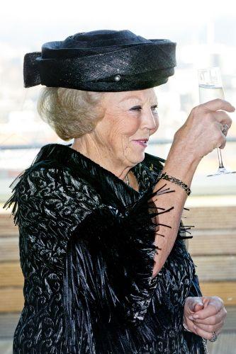 Princess Beatrix, December 10, 2013 | The Royal Hats Blog