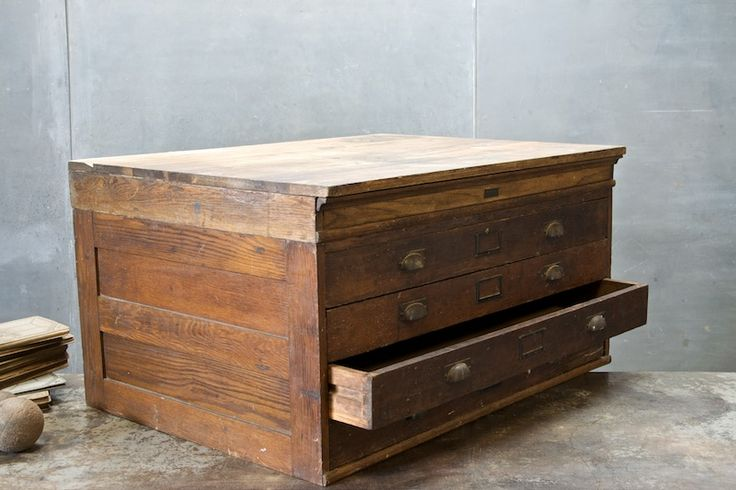 Flat File Cabinet Woodworking Plans Woodworking Projects