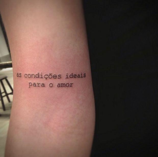 Traços finos e incríveis tatuagens por Ivy Saruzi