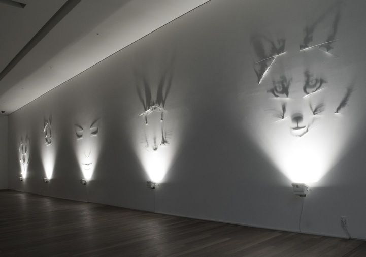 Incredible Shadow Art by Fabrizio Corneli