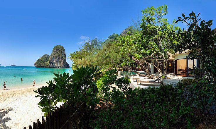 Los mejores hoteles desde los que vivir experiencias en #Tailandia