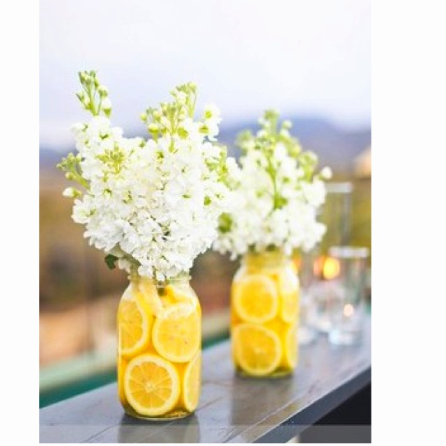 365 best let 39 s celebrate images on pinterest marriage for Dinner table flower arrangements
