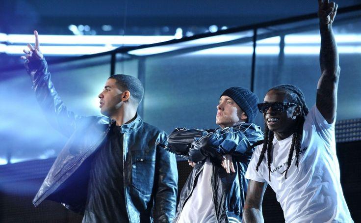 52nd GRAMMY Awards: Drake, Eminem and Lil Wayne | GRAMMY.com