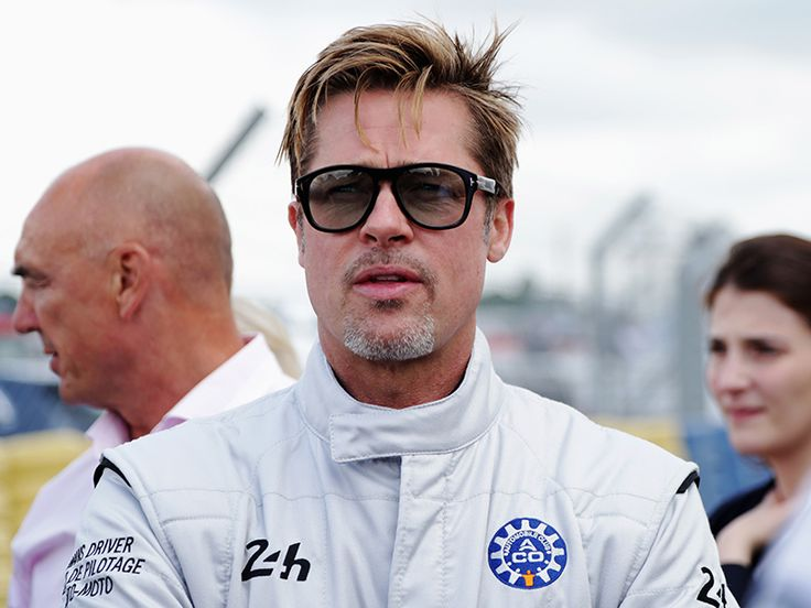 Talk About an All-Star Team! Brad Pitt, Jackie Chan and Patrick Dempsey Turn Out to Le Mans http://www.people.com/article/brad-pitt-2016-le-mans-24-hours-auto-race-patrick-dempsey-keanu-reeves-