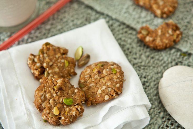 Karamelovo-ovesné sušenky