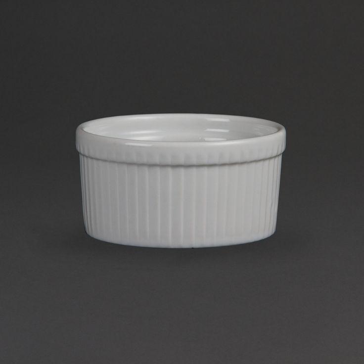 Olympia Souffle Dish - 105mm