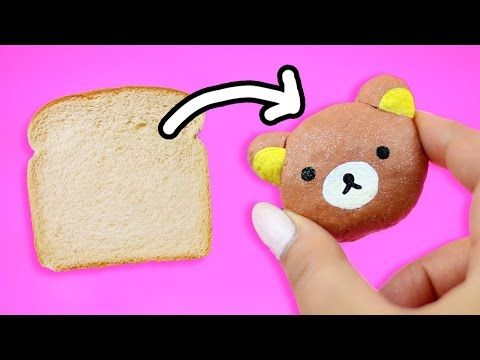 DIY Bread Clay - YouTube