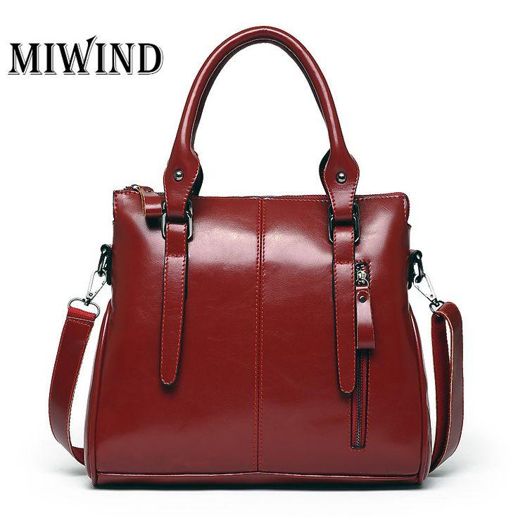 Free Shipping MIWIND Fashion Handbags Famous Brand Bags High Quality Buckle Handbags Women Fashion Shoulder Bag WUN003