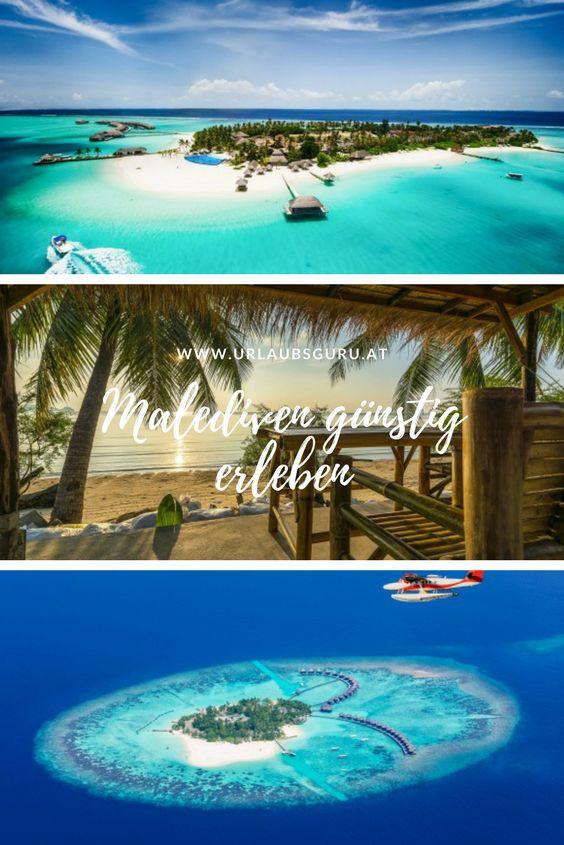 Ich verrate euch wie ihr die Malediven günstig erleben könnt.