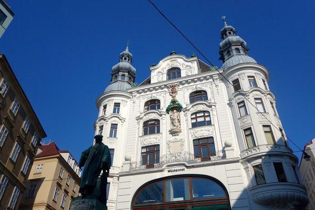 Apen matkat: Wien osa 2, nähtävyyksiä ja tanssivia nalleja iltakävelyllä