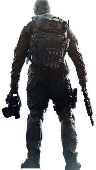 Tom Clancy's The Division -- Snowdrop Next-Gen Engine [US]