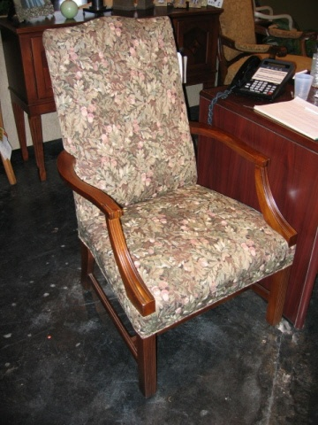 French Tapestry Upholstery Fabric Chairs Chaise Lounges Rental Furniture For Houston