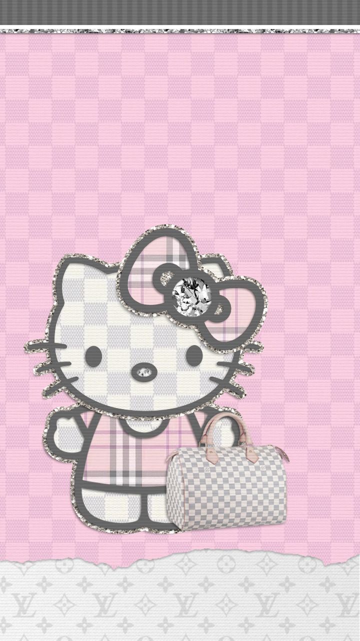Wallpapers Hello Kitty Wallpapers My Wallpapers Pinterest