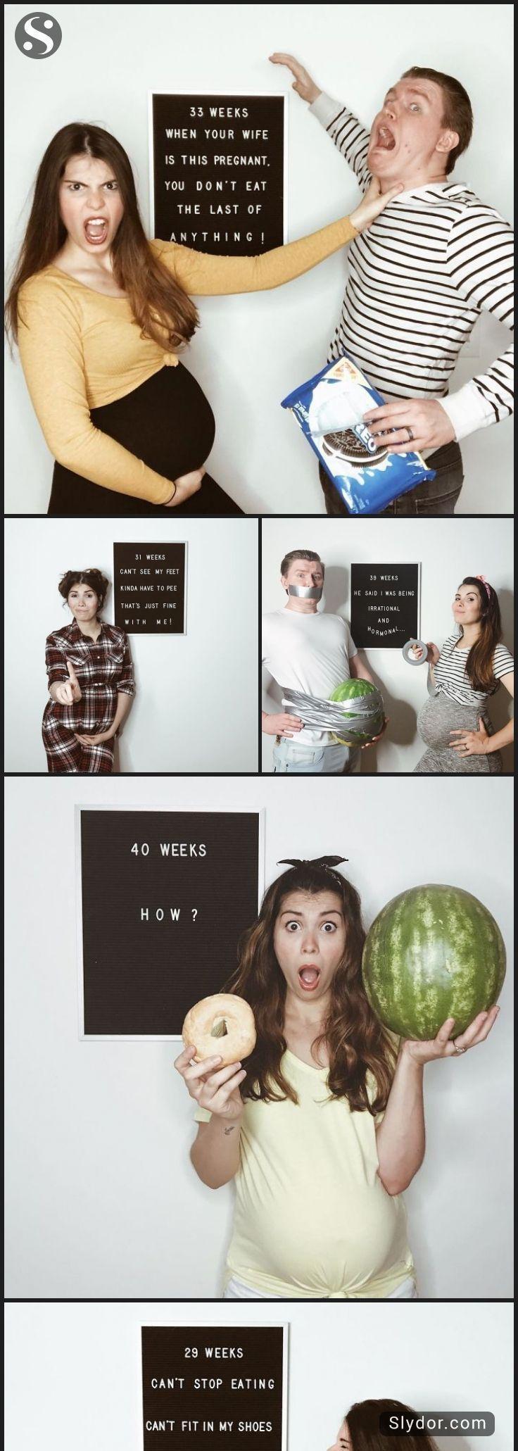 Mutter verrät, wie es sich anfühlt, von Woche zu Woche schwanger zu sein – am …