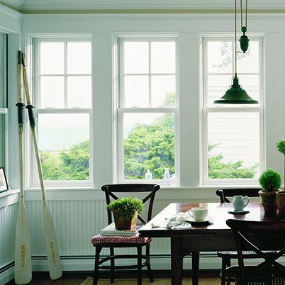Andersen 400 Series Double Hung Window Farmhouse Windows