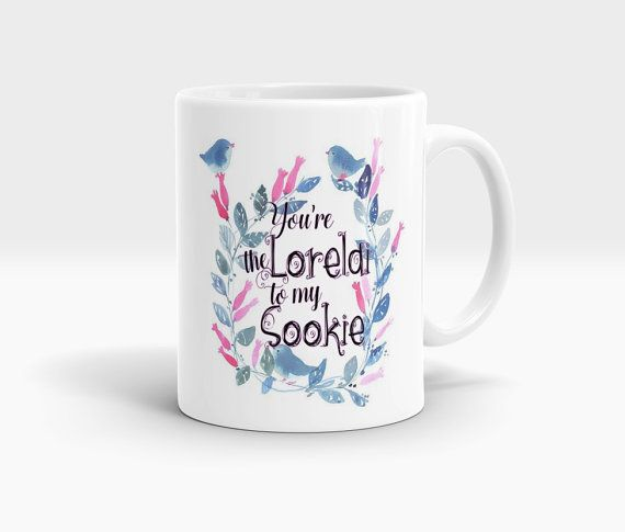 You're The Lorelai To My Sookie Mug Gilmore Girls by MugsCreations