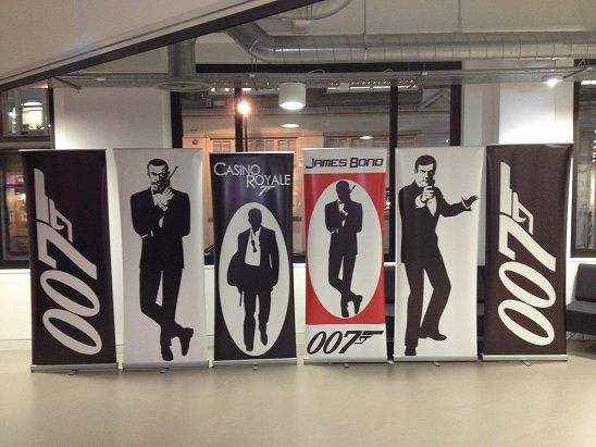 Best 25 james bond party ideas on pinterest for Decoration 007
