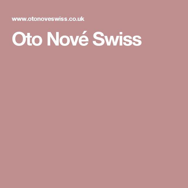 Oto Nové Swiss
