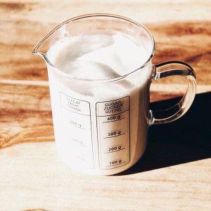 cashewmilch selbstgemacht