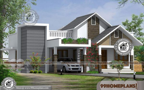 Traditional Country House Plans With Double Floor Ultra Modern Homes Country House Plans Beautiful House Plans Kerala Traditional House
