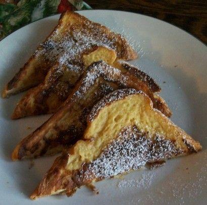Amarula French Toast