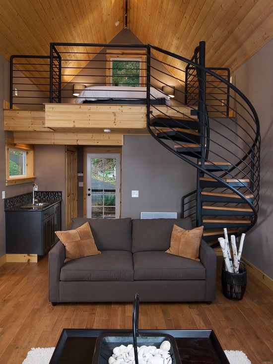 Loft projetado em casa