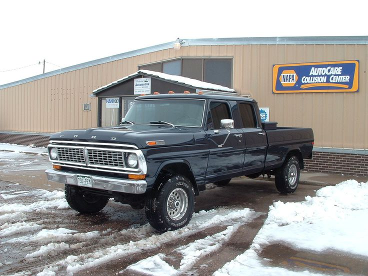 1979 Ford F250 Crew Cab For Sale | Autos Post