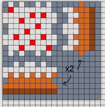 de 25 bedste id er til hama beads minecraft p pinterest. Black Bedroom Furniture Sets. Home Design Ideas