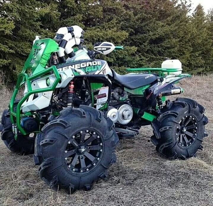 Cool Four Wheelers : Best images about mudding fourwheelers on pinterest